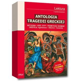 Antologia Tragedii Greckiej...