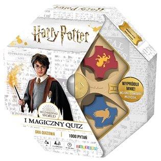 -GRA HARRY POTTER I MAGICZNY OUIZ REB WB