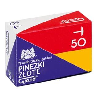PINEZKI MET ZLO OP50SZT 30234 PUD A 10