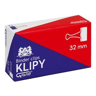 KLIP MET 32MM 1 1/4  CZAR 1261 PUD OP12SZT