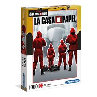 -PUZZLE 500EL CLM 35084 HQC LA CASA DE PAPEL PUD