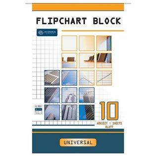 BLOK DO FLIPCHARTA 640X1000/10K KRAT INT FOL