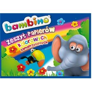 PAPIER KOLOROWY SPRZYL B4/8K FO BAMBINO FOL A25