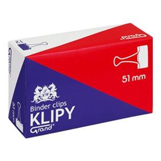 KLIP MET 51MM 2  CZAR 0222 PUD OP12SZT