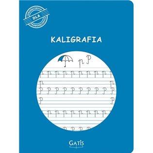 ZESZYT DO KALIGRAFII A4/16K 7289