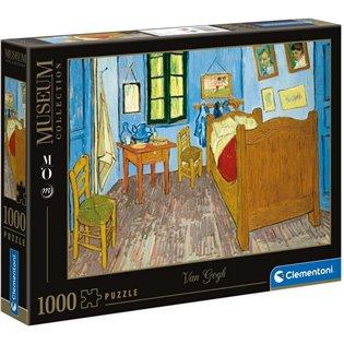 -PUZZLE 1000EL CLM 39616 MUSEUM CHAMBRE VAN GOGH
