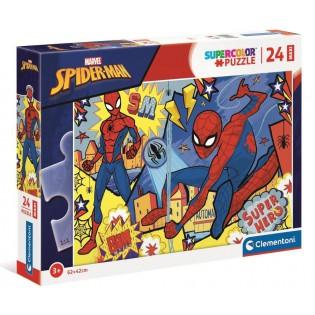 Puzzle 24 maxi Super Kolor...