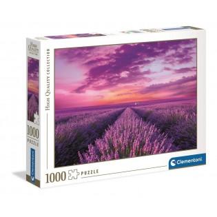 Puzzle 1000 HQ Lavender...