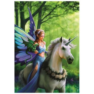 Puzzle 1500 Anne Stokes -...