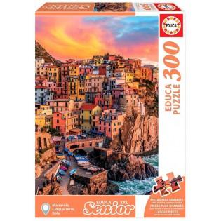 Puzzle 300 XXL Manarola,...