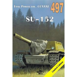 SU-152 Tank Power 497...