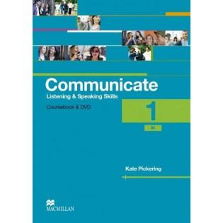 Communicate 1 Książka...