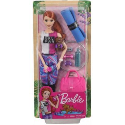 Barbie Lalka Relaks GJG57