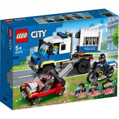 Lego CITY 60276 Policyjny...