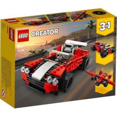 Lego CREATOR 31100 Samochód...