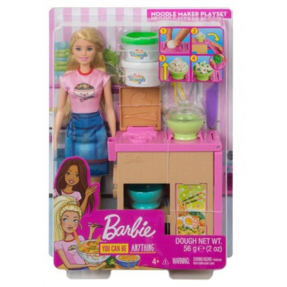 Barbie Zestaw Lalka +...