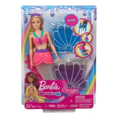 Barbie Dreamtopia. Lalka...