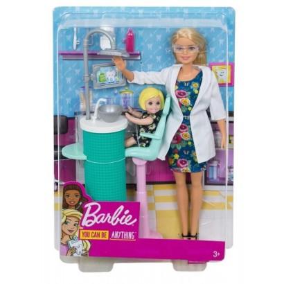 Barbie Kariera. Dentystka z...