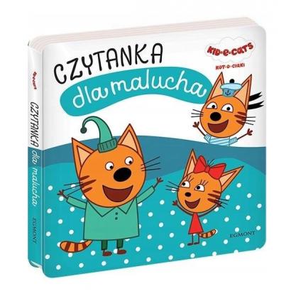 Książka Kot-o-ciaki....