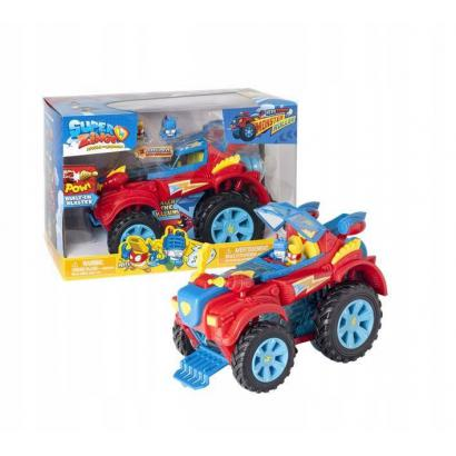 SuperZings S Hero Truck Monster Roller