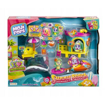 Moji Pops I Love Sunny Beach w pudełku NAVO