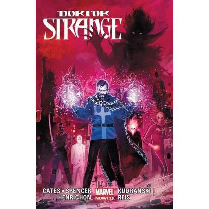 Doktor Strange T.4