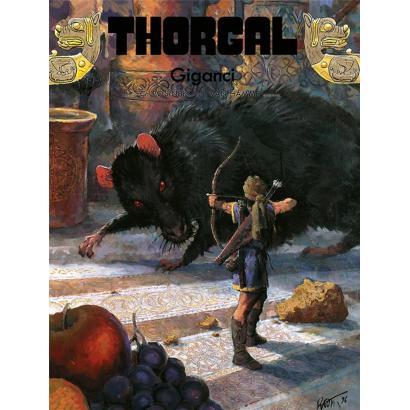 Thorgal T.22 Giganci w.2021