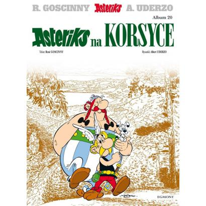 Asteriks na Korsyce T.20
