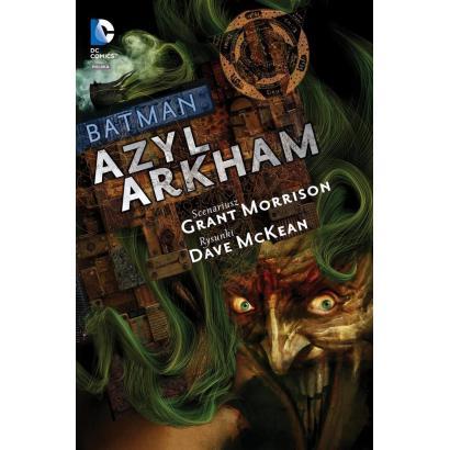 DC DELUXE Batman Azyl Arkham