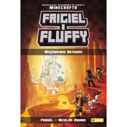 Frigiel i Fluffy....