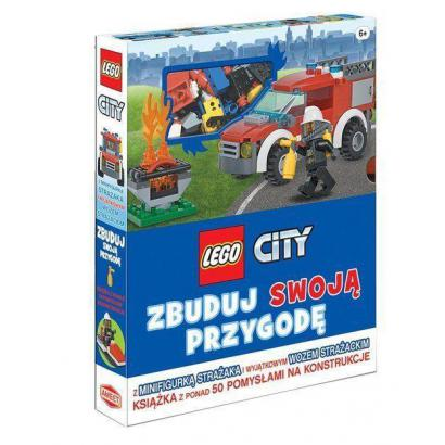 LEGO (R) City. Zbuduj swoją...