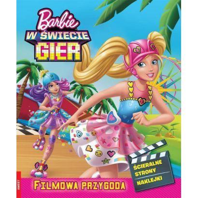 Filmowa przygoda. Barbie w...