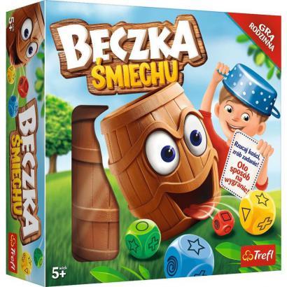 Gra Beczka śmiechu ---: