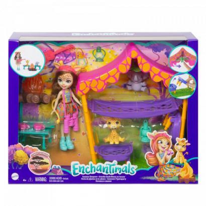 Zestaw z lalką Enchantimals...