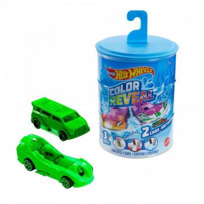 Pojazdy Color Reveal 2-pak...