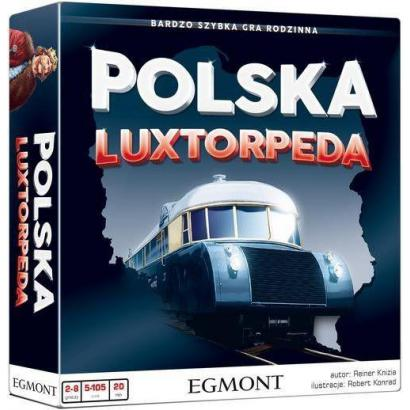 Gra Polska Luxtorpeda ---: