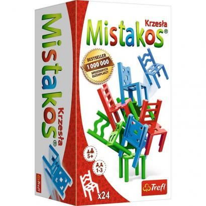 Gra Mistakos Walka o stołki...