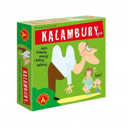 Gra Kalambury Kieszonkowe ---: