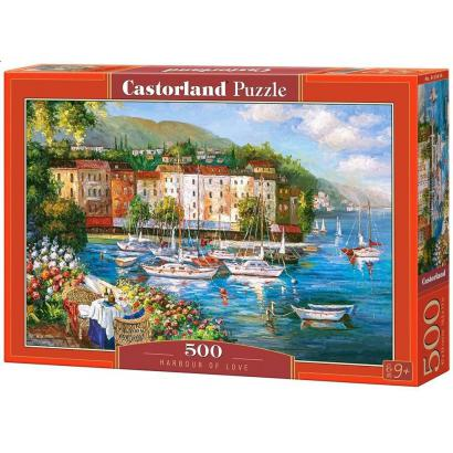 Puzzle 500 Harbour of Love...