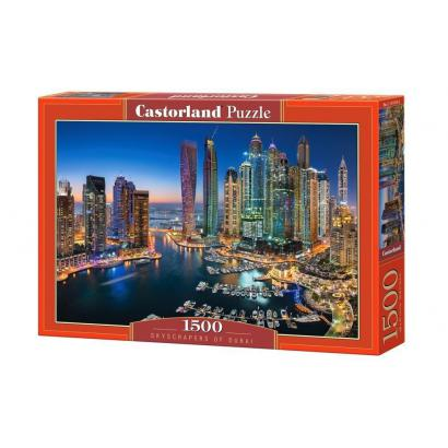 Puzzle 1500 Skyscrapers of...