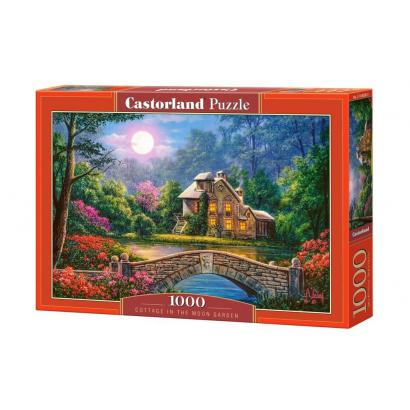 Puzzle 1000 Cottage in the...