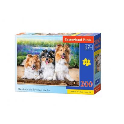 Puzzle 200 Shelties in the...