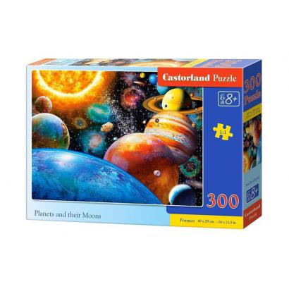 Puzzle 300 Planets and...