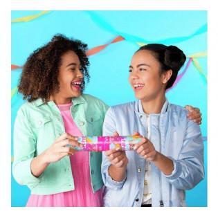 Party Pop Teenies Podwójna wystrzałowa niespodzianka Ast.