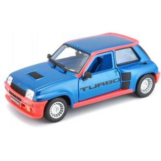Renault 5 Turbo Blue-Red...