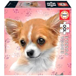 Puzzle 100 Psy - Chihuahua...